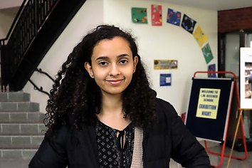 "A Student Hero – Coral Ortiz  – ""Today is About the Truth"""